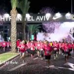 25,000 runners grind Tel Aviv to a halt