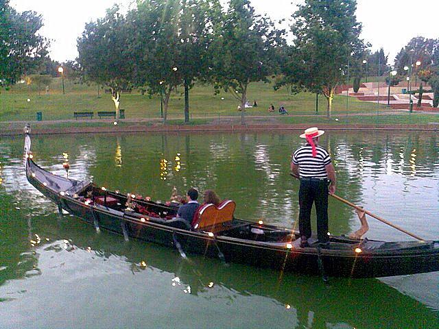 The gondola at Park Ra'anana awaits you.