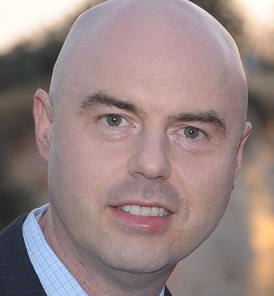 Dan Teleman, CEO of Atox Bio.