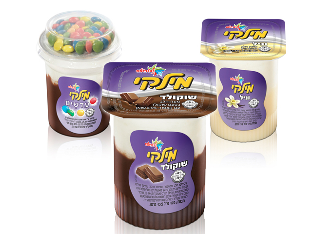 Milky products