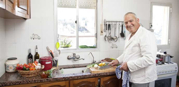 Photo Of Yummi Chef Nissim Hilo By Hadas Peretz.
