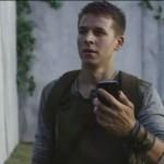 """Screen shot from """"The Waze runner""""."""