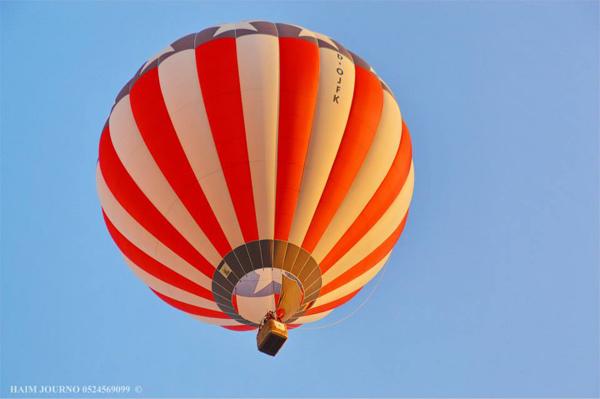 hot air balloon festival - gilboa regional council - haim journo 11a