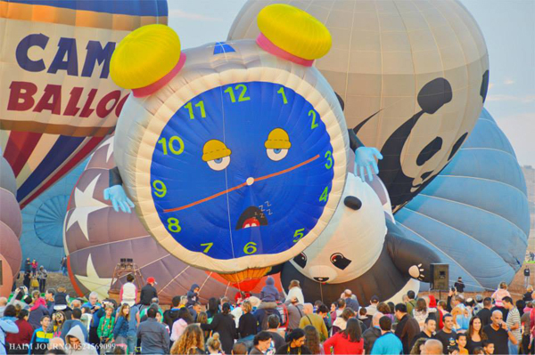 hot air balloon festival - gilboa regional council - haim journo 5