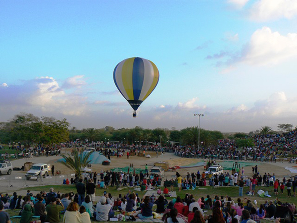 hot air balloon festival - hotairballoon - besor 1