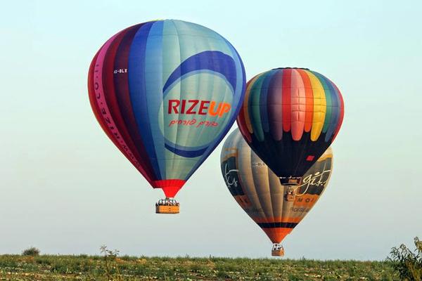 hot air balloon festival - rize2