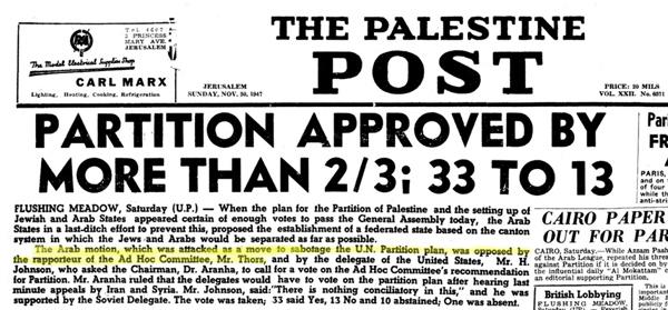 Kaf-Tet-B-November_PalestinePost-30-November-1947-600px