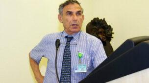 Dr. Yehuda Shoenfeld of Israel's Zabludowicz Center of Autoimmune Diseases.