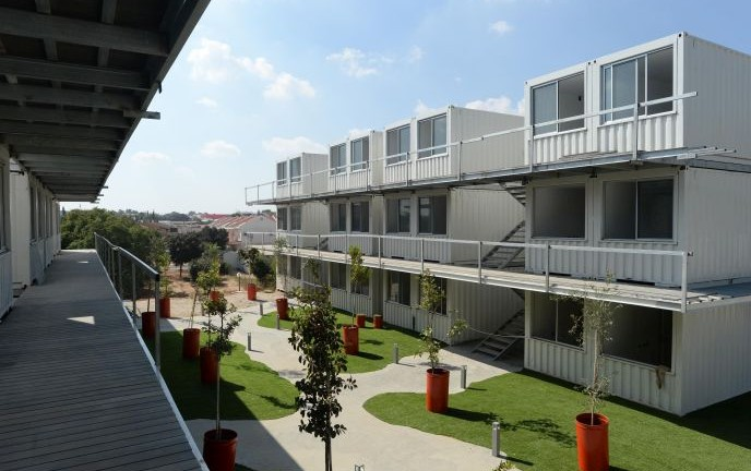 When complete, Ayalim's Sderot village will house about 285 students.