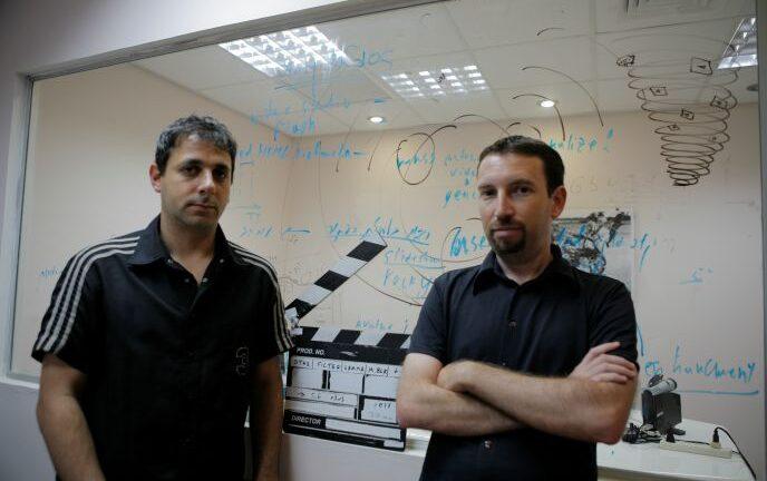 SundaySky's Shmulik Weller and Yaniv Axen