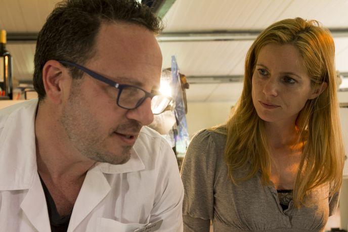 Doron Marco and Ayelet Carasso of White Innovation.