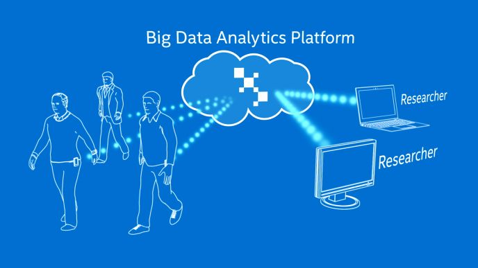Intel data scientists in Israel made it possible to collect anonymous data from Parkinson's patients and store it on an open platform for analysis. Image courtesy of Intel.