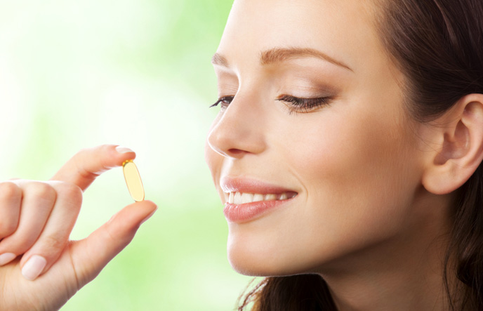 Taking omega-3 supplements can also reduce nicotine craving. (Shutterstock)