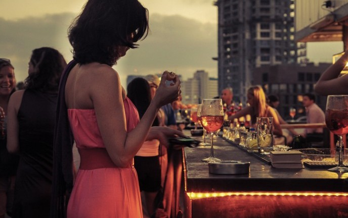 The Brown TLV Hotel hosts the coolest parties. (Courtesy photo)