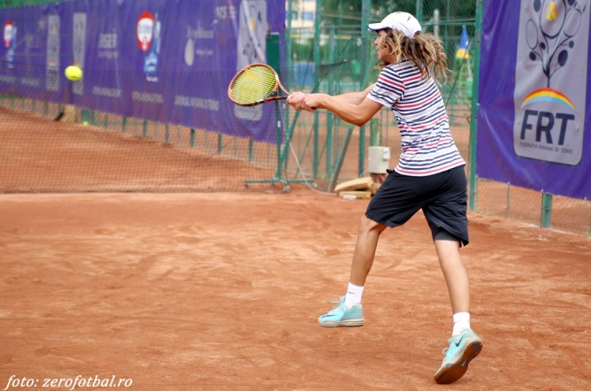 Keep an eye on Israeli teen Yshai Oliel on the world's tennis courts.