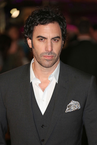 Sacha Baron Cohen (Featureflash / Shutterstock.com)