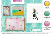 Artfully Walls helps you envision your gallery wall before purchase.