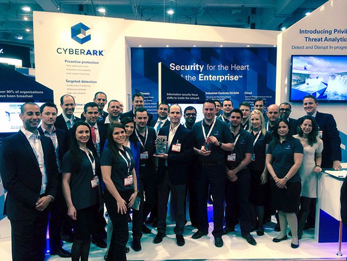 "CyberArk CyberArk was selected ""best advanced persistent threat (APT) protection"" at the SC Awards Europe 2014."