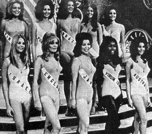Miss Israel+Miss Lebanon_1971