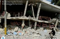 IsraAID commemorates the fifth anniversary of the earthquake.