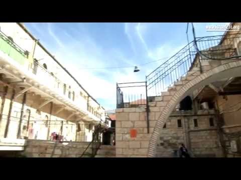 Postcard from Israel: Nachlaot, Jerusalem