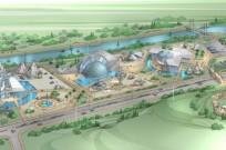International Space Center in Ashdod - artist's drawing. (Ashdod Municipality)