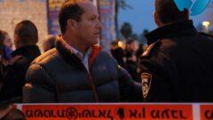 Jerusalem mayor tackles terrorist in superhero style