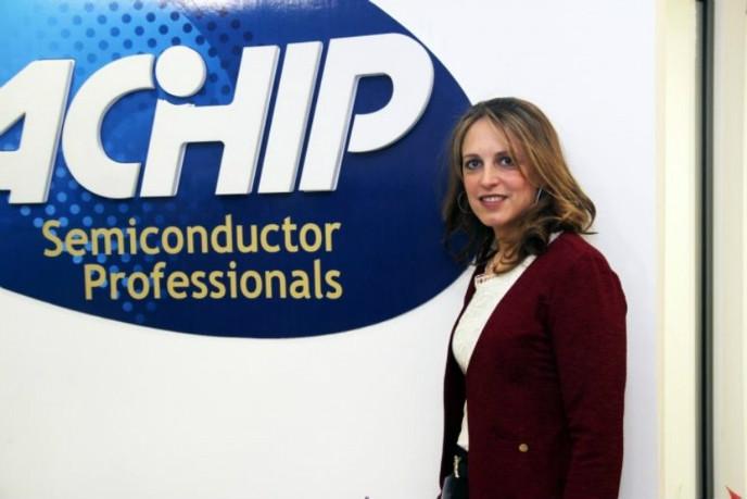 Racheli Ganot of Haredi Hi-Tech Forum.