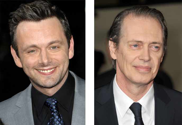 Steve Buscemi (right) and Michael Sheen will star in Joseph Cedar's newest film. (Shutterstock.com)