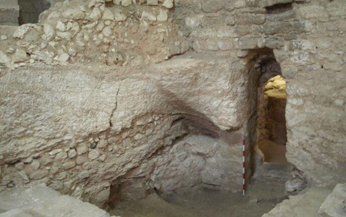 Is this Jesus's childhood home? (Credit: Photo copyright Ken Dark)
