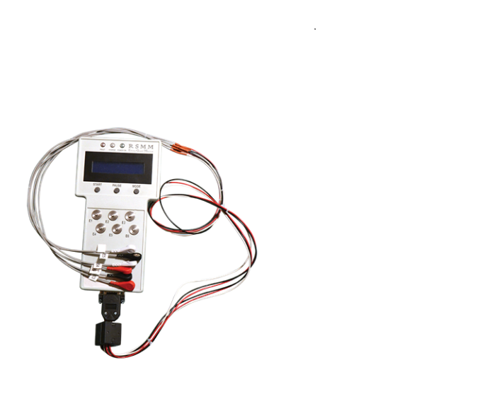 RS Medical Monitoring's Edema Guard monitors lung fluid buildup noninvasively.