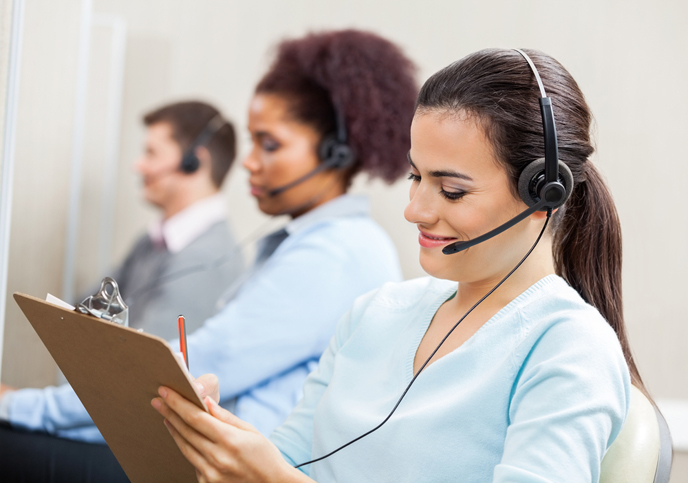 New study says it's wrong to expect customer service employees to suppress natural emotions, positive and negative. (Shutterstock)