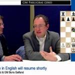 Surprises at European Individual Chess Championship in Jerusalem