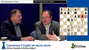 Surprises at European Individual Chess Championship in Jerusalem