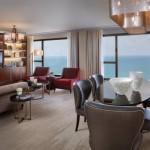 The David InterContinental Hotel's newly renovated Tel Aviv Suite costs $3,500 per night.