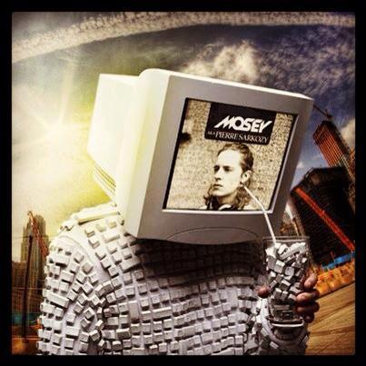Mosey (Photo: Pierre Sarkozy Facebook Page)