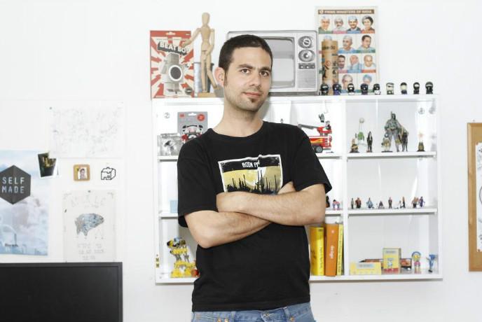Avner Goren of OffBits