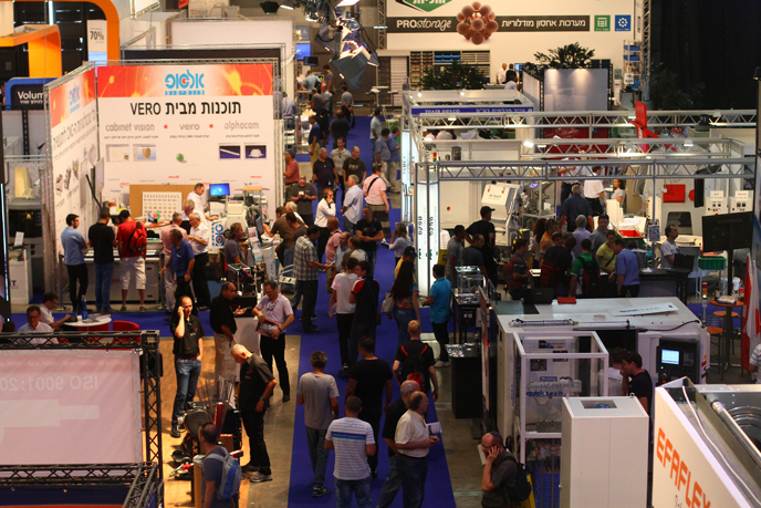 More than 25,000 visitors are expected to attend the June 2015 technology exhibition.