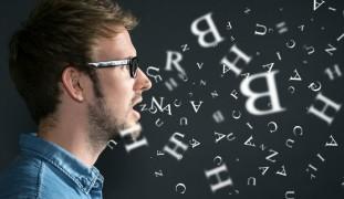 A new mobile health solution for people who stutter. Image via Shutterstock.com (shutterstock_ stutter)