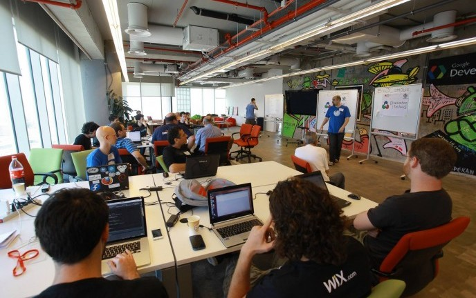 Wikimedia Israel to host Wikimedia European Hackathon 2016 in Jerusalem. (Photo: Itzik Edri Timeline on Facebook)