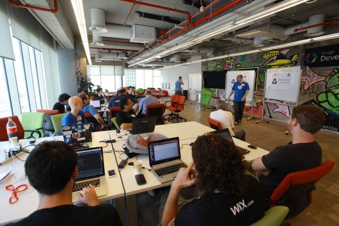 Wikimedia Israel to host Wikimedia European Hackathon 2016 in Jerusalem. (Photo: Itzik Edri Timeline on Facebook)