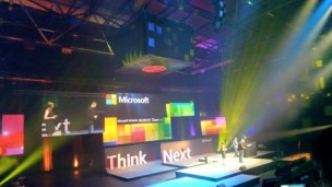 Think Next 2015 in Tel Aviv. Photo by Niv Calderon