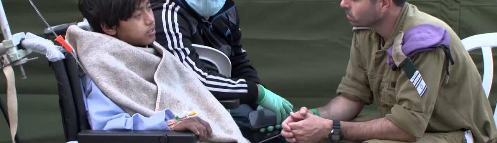 450 treated, 5 births at IDF hospital in Nepal