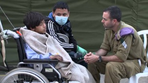 450 treated, 5 births at IDF hospital in Nepal