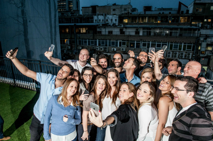 The ClicksMob crew in Tel Aviv provides a platform for advertisers and publishers to buy and deliver mobile traffic.