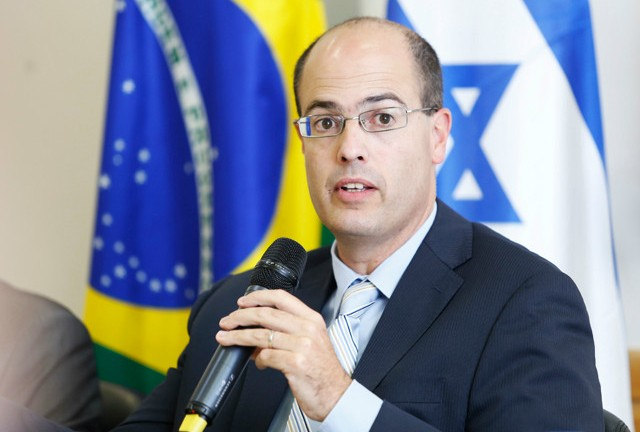 Avi Hasson, chief scientist of the Ministry of Economy. Photo by Everton Amaro/Fiesp