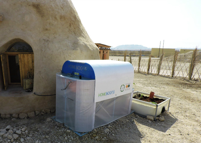 Israel's Environmental Protection Ministry is donating TevaGas biodigesters to Negev Bedouin villages