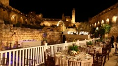 Tower of David view is truly spectacular. Photo by Yifat Yogev Dadon