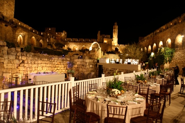 One Of A Kind Weddings In Israel Israel21c