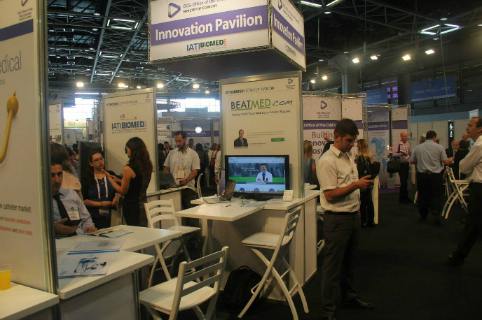 Healthcare execs wanted a closer look at Israeli biomed innovation.